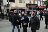 Πέτσας: 'Κατευθυνόμενες από τον ΣΥΡΙΖΑ οι όποιες διαμαρτυρίες για λιανεμπόριο στην Πάτρα'