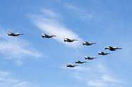 Ξεκινά στις 12 Απριλίου η αεροπορική άσκηση «Ηνίοχος 21»