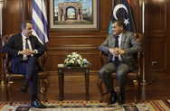Μητσοτάκης από Λιβύη: 'Σημαντικό για την Ελλάδα να ακυρωθεί το παράνομο μνημόνιο με την Τουρκία'