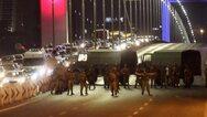 Απόστρατοι στρατιωτικοί καταδικάστηκαν σε ισόβια για την απόπειρα πραξικοπήματος στη Τουρκία
