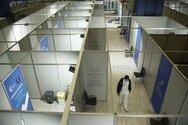 Έτσι θα στελεχωθεί σε έμψυχο δυναμικό το mega εμβολιαστικό κέντρο της Πάτρας