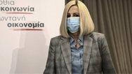 Γεννηματά: 'Ο εμβολιασμός των υγειονομικών δεν μπορεί να περιμένει μέχρι τον Σεπτέμβριο'