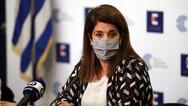 Παπαευαγγέλου: 'Σημαντική αποκλιμάκωση της επιδημίας έως το Πάσχα'