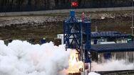 Τουρκία: Πρώτη δοκιμή του κινητήρα του τουρκικού διαστημόπλοιου