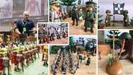 Η Μάχη του Οχυρού Ρούπελ σε μια εντυπωσιακή αναπαράσταση με playmobil