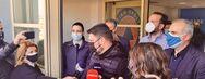 Πάτρα - Χαρδαλιάς: Στόχος να ξεπεράσουμε το Μάιο τα 4 εκατ. εμβολιασμών