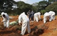 Κορωνοϊός: Νέα «έκρηξη» θανάτων στην Βραζιλία