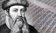 Ιωάννης Γουτεμβέργιος - Η Google τιμάει τον «πατέρα» της τυπογραφίας