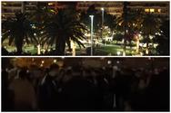 Πάτρα: Πάνω από 200 άτομα στο ηλιακό μετά τις 10 το βράδυ - Κι η εστίαση μισόκλειστη!