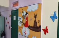 Πάτρα: Ο 'παππούς' των μαθητών, Γιώργος Κατσίποδος συνεχίζει να ομορφαίνει τα σχολεία (φωτο)