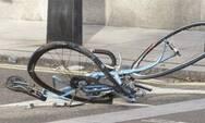 Πάτρα: Τροχαίο με παράσυρση ποδηλάτη στη Φαβιέρου