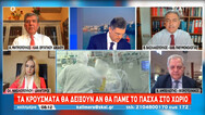 Βασιλακόπουλος: 'Αν δεν πάμε στα χωριά το Πάσχα, θα αυξηθούν τα κρούσματα' (video)