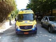 Κρήτη: Δυστύχημα για ζευγάρι στον ΒΟΑΚ