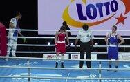 Αντωνία Γιαννακοπούλου - Τίμησε και έδειξε το ύψος της πατραϊκής πυγμαχίας (βίντεο)