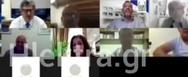 Κόρινθος: Δημοτικός σύμβουλος εμφανίστηκε με τα εσώρουχα σε τηλεδιάσκεψη (video)