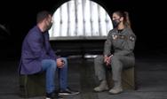 Αχιλλεία Γεωργακίλα - Η μοναδική πιλότος σε μαχητικά στην Αεροπορική Βάση της Ανδραβίδας στο 'Συν Γυναιξί'