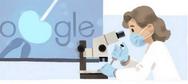 Αν Μακλάρεν: Το Google Doodle τιμά τη βιολόγο που άνοιξε τον δρόμο για την εξωσωματική γονιμοποίηση