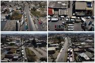 Ορφέως & Αγίας Άννης - Το άνοιγμα του εμπορίου και της εστίασης έφερε το απόλυτο χάος στις μεταφορές (video)