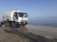 Πάτρα: Δήμος και ΔΕΥΑΠ παρέδωσαν στους δημότες των Βραχνεΐκων καθαρή την παραλιακή οδό (φωτο)