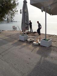 Πάτρα: Ετοιμάζονται να ανοίξουν τα καταστήματα εστίασης στα Βραχνέικα (φωτο)