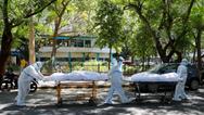 «Σαρώνει» στη Βραζιλία ο κορωνοϊός - 1.202 θάνατοι καταγράφηκαν μέσα σε μια μέρα
