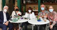Σακελλαροπούλου για άνοιγμα εστίασης: 'Ξαναζούμε μικρές χαρές της καθημερινότητας'