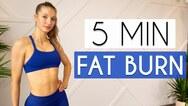 Κάψτε λίπος σε πέντε λεπτά (video)
