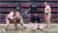 Ιαπωνία: Παλαιστής του σούμο τραυματίστηκε σε αγώνα και πέθανε ένα μήνα μετά