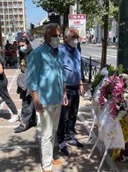 Η ΓΣΕΕ τιμά την μνήμη των αδικαίωτων νεκρών της Μarfin