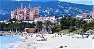 Ισπανία: «Βουτιά» 76% στις τουριστικές αφίξεις τον Μάρτιο