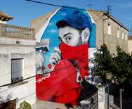 To ArtWalk 6 φέρνει περισσότερο χρώμα στην Πάτρα με την 2η τοιχογραφία του!