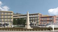 Κέρκυρα - Μνημείο για όσους αγωνίστηκαν κατά την οθωμανική επιδρομή το 1716