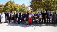 Ο Δήμος Πατρέων τίμησε τους απαγχονισθέντες αγωνιστές της Εθνικής Αντίστασης (φωτο)