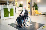 «Έφυγε» στα 97 του ο πρώτος Βέλγος που εμβολιάστηκε κατά του κορωνοϊού