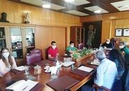 Π.ΟΜ.Α.μεΑ Δ.Ε. & Ν.Ι.Ν.: Συνάντηση με τον Πρύτανη του Πανεπιστημίου Πατρών