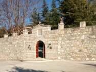 Οδοιπορικό στη Μονή του Αγίου Νικολάου Μπάλα στην Πάτρα (φωτο)