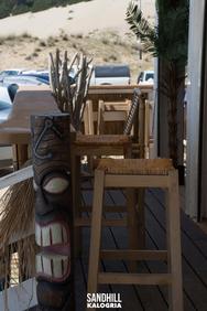 Sandhill Beach Bar - O απόλυτος καλοκαιρινός προορισμός στην παραλία της Καλογριάς