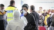Κορωνοϊός-Γερμανία: Σχεδόν 15.000 νέα κρούσματα