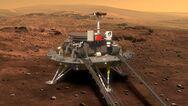Η Κίνα προσεδάφισε ρομπότ στον πλανήτη Άρη