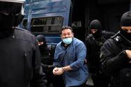Γιάννης Λαγός: Οδηγείται στις φυλακές Δομοκού