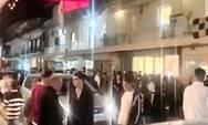 Κάτω Αχαΐα: Πλήθος κόσμου σε υπαίθρια γιορτή σε συνοικία