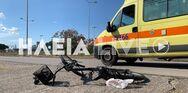 Σάλος στην Αμαλιάδα με οδηγό που χτύπησε ανήλικους ποδηλάτες