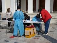 Rapid test στην Πάτρα: Στα 348 βρέθηκαν 12 θετικά