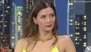 Κατερίνα Λέχου: 'Δεν μπορεί ο καθένας να σου τσαλαπατάει την προσωπικότητά σου' (video)
