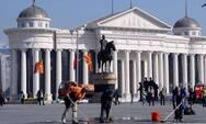 Σκόπια: Στα 460 ευρώ ο μέσος μηνιαίος μισθός