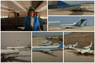 Ολυμπιακή Αεροπορία - Πτήση Boeing 747-200 στον χρόνο με VIP αεροσυνοδό (video)