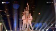 Eurovision 2021: Η εμφάνιση της Έλενας Παπαρίζου έγινε σε... ταράτσα