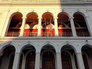 Πάτρα: Φωταγωγείται το Δημοτικό Θέατρο Απόλλων με αφορμή την Παγκόσμια Ημέρα Πολλαπλής Σκλήρυνσης