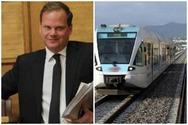 Καραμανλής για νέα σιδηροδρομική γραμμή στην Πάτρα: 'Ένα έργο ακριβώς όπως το χρειάζεται η πόλη'