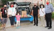 Πάτρα: Οι Σοκολατορίχτες επισκέφθηκαν την Κίνηση Υπεράσπισης Δικαιωμάτων Προσφύγων & Μεταναστών